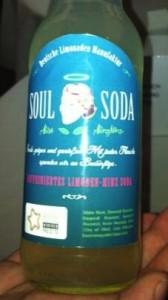 Soul Soda –war zunächst exklusiv beim Webvideopreis zu bekommen.